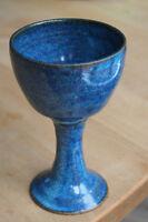 6 ceramic goblets