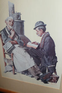 Norman Rockwell picture
