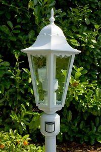 ... -sensore-di-movimento-Lampada-da-giardino-Classico-Lampioncino-10351