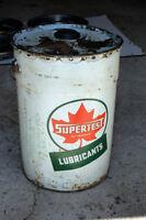 Supertest oil