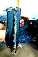 Clarinette basse Evett&Schaeffer