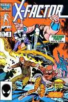 MARVEL 25TH ANNIVERSARY X-FACTOR FREEDOM FORCE  8 SEP 1986