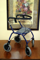 Excellent Dolomite LEGACY WALKER / Rollator SEE VIDEO