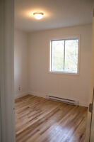 A 41/2 renovated like condo in downtown for rent at $990.00
