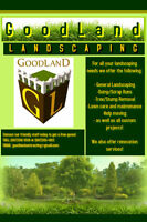 GoodLand Contacting & Landscaping