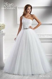New Wedding Dress Emmi Mariage Doreen Emmi Mariage - Diamond 375