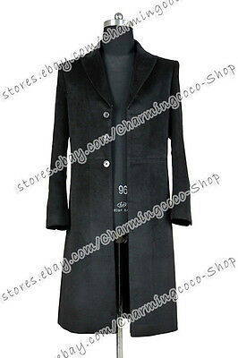 Who Buys The Doctor Season 10 BBC Series Twelfth Doctor Cosplay Adult Costume