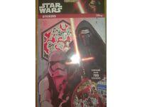 Star Wars Annual 2017 Plus 700 Stickers Brand New