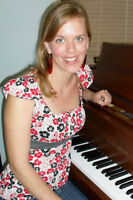 Piano Lessons - Durham, Owen Sound, Priceville