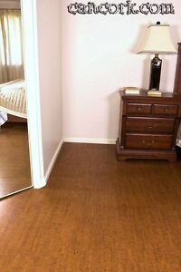 Shop Online and Save on Select Cork Flooring $3.79 SQ/FT
