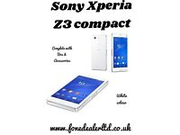 Sony xperia z3 compact boxed