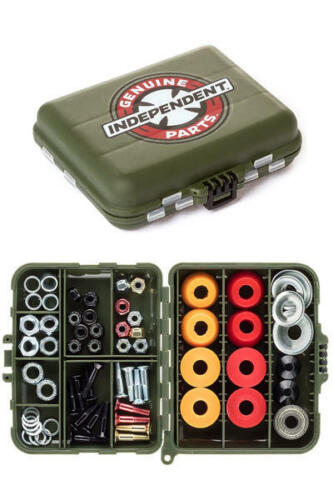 Independent Trucks Spare Parts Kit Skateboard Hardware Bearings Bushings