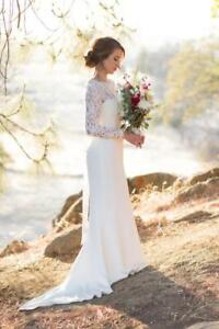 Amy Kuschel Wedding Gown