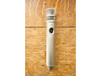 Rode NT3 - Cardoid Condenser Microphone - Rode NT3 Microphone with WS3 windshield and case