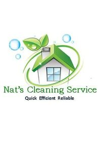 Nat's Cleaning Service 587-334-0227 Strathcona County Edmonton Area image 1