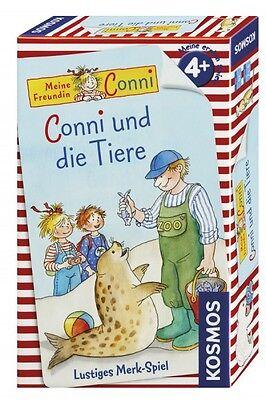 Conni und die Tiere - Memospiel - Kosmos - Spiele - Made in Germany