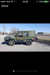 WANT to buy an ILTIS for parts