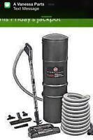 Hoover home central vac complete system top quality
