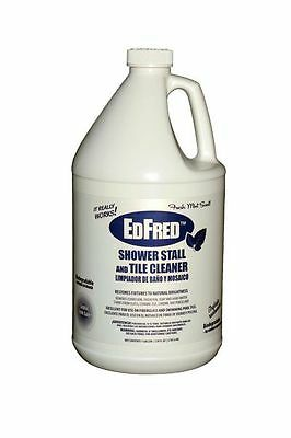 Edfred Shower Stall Tile Cleaner - Case Of 4 Gallons