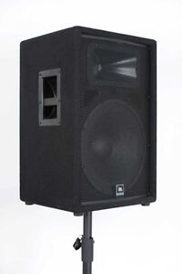 Unpowered PA Speakers JBL JRX215 - Two-Way Loudspeaker System Mount Lawley Stirling Area Preview