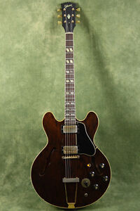 Vintage 1970 Gibson ES-345 TDW Walnut Brown