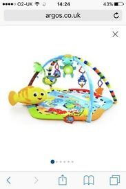 Baby Einstein Rhythm Reef Baby Gym
