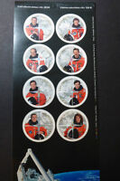 Timbres du Canada Astronautes