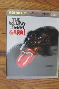 Rolling Stones Grrr! 50th Anniversary (BLU-RAY AUDIO)