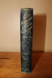 Guy's Elements of Astronomy 1868 London Ontario image 1
