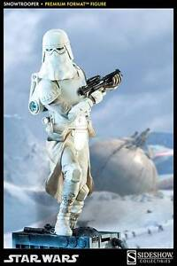 NEW Sideshow Collectibles Star Wars Snowtrooper Premium Format Stirling Stirling Area Preview