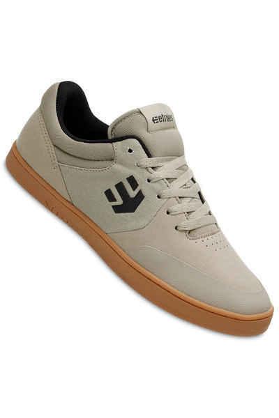Skateboardschuhe ETNIES MARANA MICHELIN SOHLE Tan Gum Sneaker Lo Top