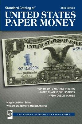 Standard Catalog of United States Paper Money, Paperback by Judkins, Maggie (...