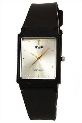 Casio MQ38-7A Mens Silver Dial Classic Resin Casual Watch New Warranty Casio Casual Mens Sport Watch