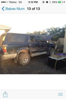 1994 Toyota Hilux surf want gone Torquay Fraser Coast Preview