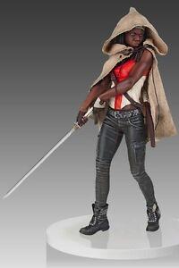 Gentle Giant The Walking Dead Michonne (Danai Gurira) Statue Brand New