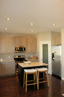 Show Home, Brand New, High-End, Double Garage, Maid Service!