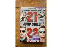 21 & 22 Jump Street DVD box set