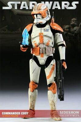 Sideshow Exclusive Star Wars Commander Cody Militaries of Star Wars 1:6 SCALE