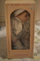 The Princess Collection Porcelain Baby Doll
