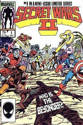 Secret Wars 2 (1985-1986) #1 of 9