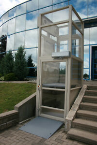 VPL Vertical Platform Lift, Wheelchair, porch/deck lifts, Ramps Kitchener / Waterloo Kitchener Area image 8