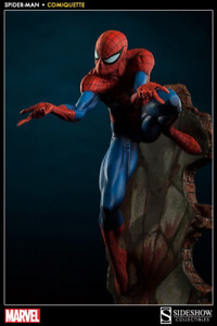 Sideshow Spider-man Scott Campbell Statue! Mint Condition!!