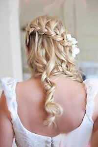 2in1 wedding makeup artist and hair stylist London Ontario image 1