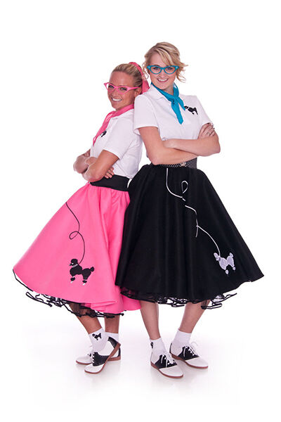Guide To Vintage Poodle Skirt Reproductions