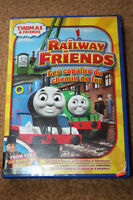 "Thomas & Friends ""Railway Friends"" DVD"