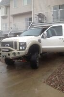 2011 Ford King Ranch F-350 Lifted Truck