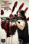 The Walking Dead Daryl Bloody Hand - Maxi Poster