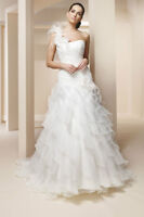 Claudine by Alyce Bridal Gown For Sale