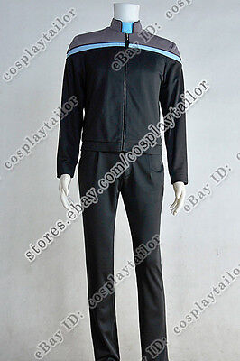 Star Trek Online Odyssey Science Uniform Cosplay Costume Cool Comfortable Outfit - Star Trek Online Uniforms