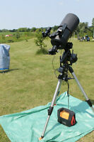 Celestron C8 Telescope kit